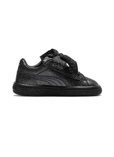 Puma Basketbol Ayakkabısı Siyah